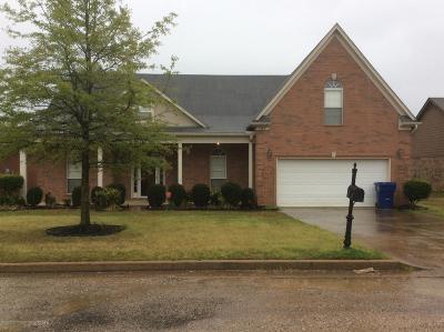 Horn Lake Single Family Home For Sale: 5583 Kingsman Drive