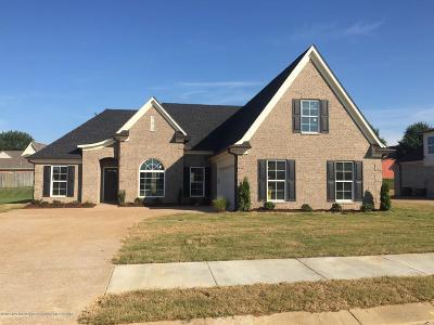 Horn Lake Single Family Home For Sale: 4634 Spike Lane