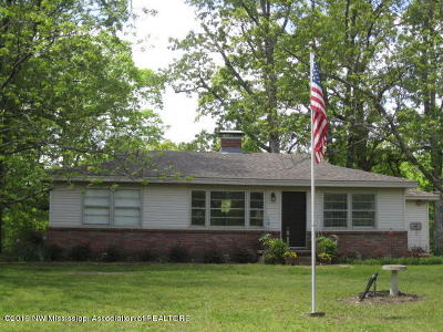 Marshall County Single Family Home For Sale: 1063 Shinault Road