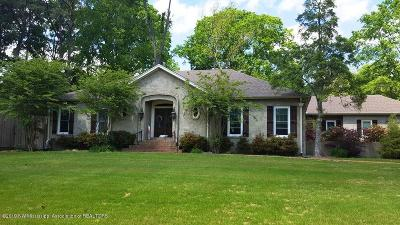 Tate County Single Family Home For Sale: 302 Cahill Drive