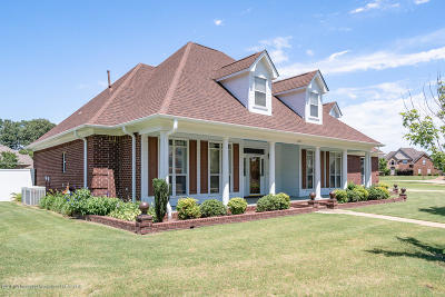 Olive Branch Single Family Home For Sale: 6330 Darren Drive