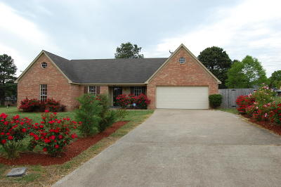 Olive Branch Single Family Home For Sale: 4625 Fontaine Place