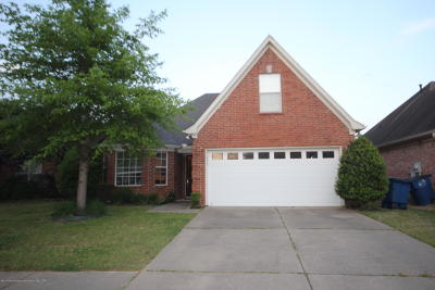 Olive Branch Single Family Home For Sale: 8286 Regal Bend Drive