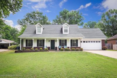 Hernando Single Family Home For Sale: 2192 Mount Pleasant Road