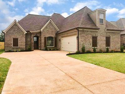 Southaven Single Family Home For Sale: 3614 E Enclave Drive