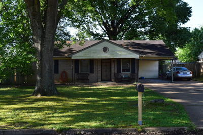 Horn Lake Single Family Home For Sale: 2905 Devon Circle