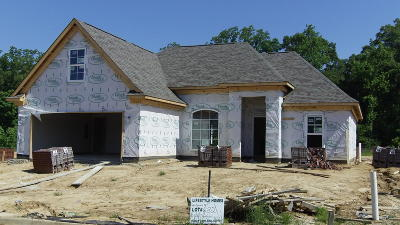 Southaven Single Family Home For Sale: 2616 N Dawnwood Circle