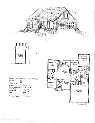 Southaven Single Family Home For Sale: 2657 N Dawnwood Circle