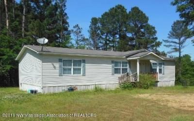 Tate County Single Family Home For Sale: 725 Bett-Thyatira Road