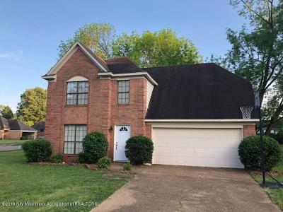 Olive Branch Single Family Home Active/Contingent