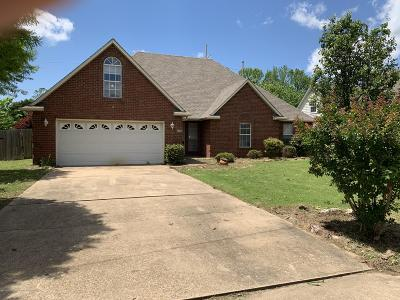 Olive Branch Single Family Home For Sale: 6885 W Sandbourne