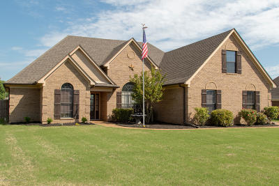 Desoto County Single Family Home For Sale: 756 Northwood W Drive