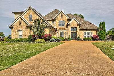 Hernando Single Family Home For Sale: 1411 E Fountain Gate Drive