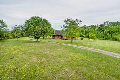 Tate County Single Family Home For Sale: 410 Cliff Williams Road