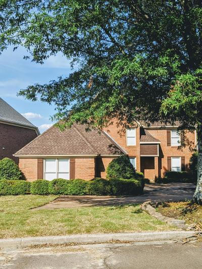 Olive Branch Single Family Home For Sale: 9280 Plantation Road