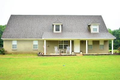 Tate County Single Family Home For Sale: 166 Waverly Road