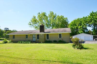 Olive Branch Single Family Home For Sale: 4497 Pleasant Hill Road