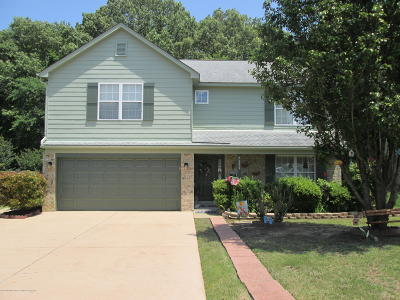 Olive Branch Single Family Home For Sale: 7352 Fox Creek Drive