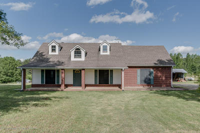 Tate County Single Family Home For Sale: 816 Palestine Road