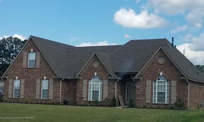 Horn Lake Single Family Home For Sale: 3091 Abbey Champ Drive