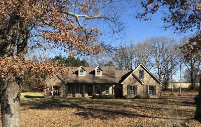 Tate County Single Family Home For Sale: 389 Springwood Road