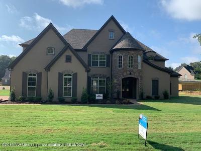 Hernando Single Family Home For Sale: 1612 Carlee Drive