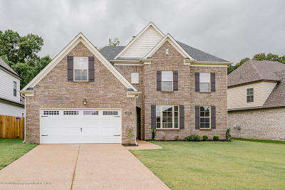 Southaven Single Family Home For Sale: 5239 Forest Bend Cove