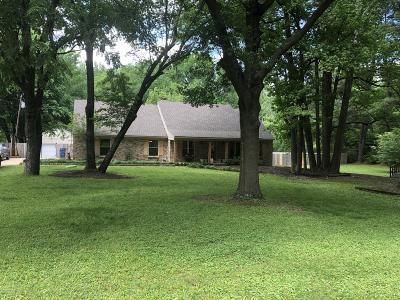 Horn Lake Single Family Home For Sale: 4892 Pecan Avenue