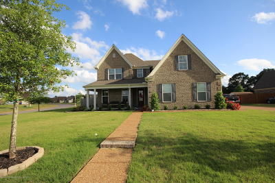 Olive Branch Single Family Home For Sale: 5035 Wethersfield Boulevard