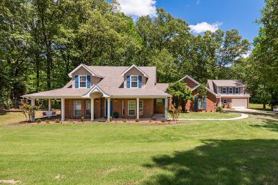 Hernando Single Family Home For Sale: 2578 Oakshire Cove