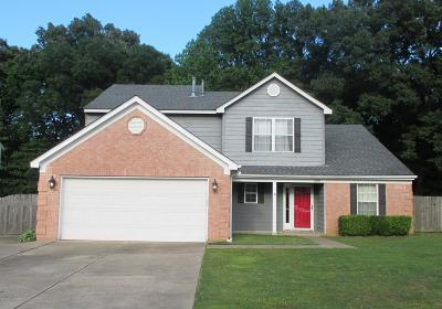 Olive Branch Single Family Home For Sale: 7400 Fox Creek Drive