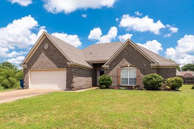 Olive Branch Single Family Home For Sale: 7858 Nandina Cove