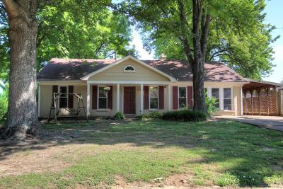 Horn Lake Single Family Home For Sale: 1786 Rapier Drive