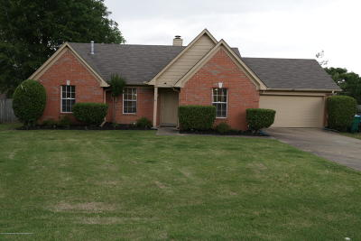 Walls MS Single Family Home For Sale: $145,000