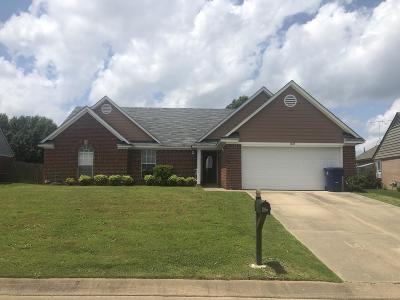 Horn Lake Single Family Home For Sale: 6643 Timber Point Circle