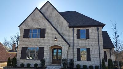 Olive Branch Single Family Home For Sale: 4183 Lundy Bend West