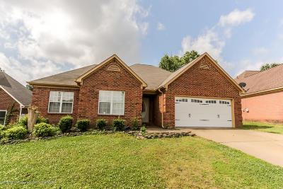 Hernando MS Single Family Home For Sale: $169,900