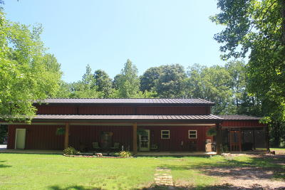 Desoto County Single Family Home For Sale: 10120 Green River Road
