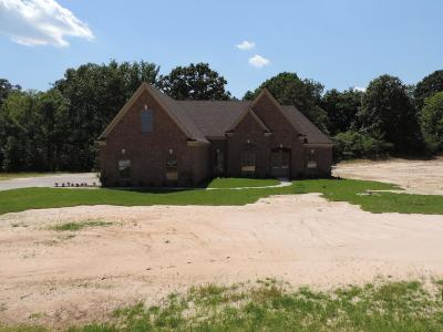 Tate County Single Family Home For Sale: 160 Oak Manor Drive