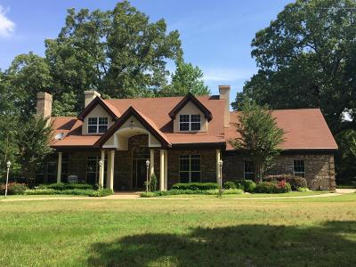 Tate County Single Family Home For Sale: 1511 Bend Road