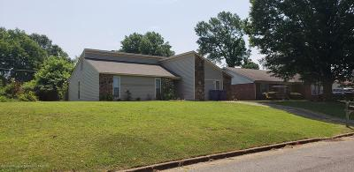 Desoto County Single Family Home For Sale: 6420 Chickasaw Drive