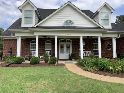 Hernando Single Family Home For Sale: 3600 Thornridge Drive East