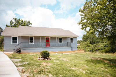 Marshall County Single Family Home For Sale: 126 Berta Road