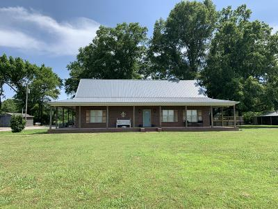 Tate County Single Family Home For Sale: 1075 Stage Road