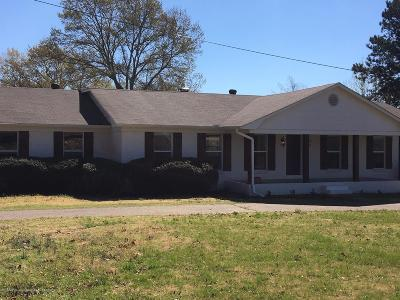 Tate County Single Family Home For Sale: 1144 N Crockett Road