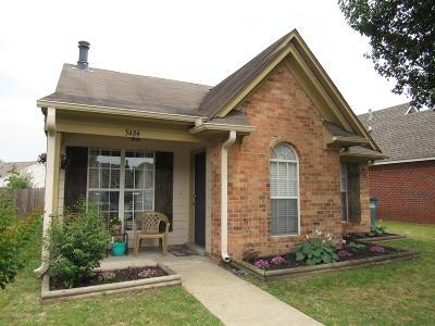 Desoto County Single Family Home For Sale: 5484 Bradley Lane