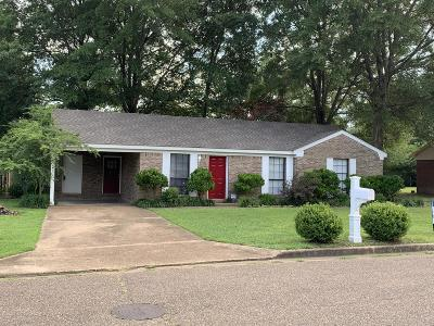 Tate County Single Family Home For Sale: 309 Ridgetop Drive