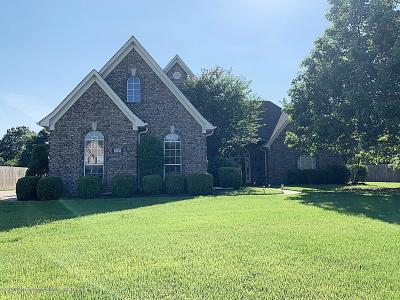 Desoto County Single Family Home For Sale: 3167 Marcia Louise Drive