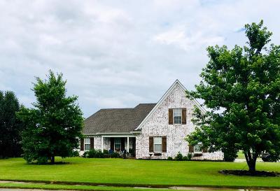 Desoto County Single Family Home For Sale: 1562 Lyla Cove