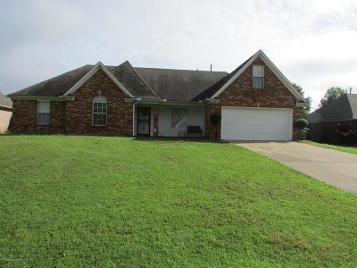 Desoto County Single Family Home For Sale: 13076 S Sandbourne